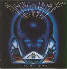 Journey – Frontiers + 8 bonus tracks (CD Album, Remastered, Sony - SICP-31025)