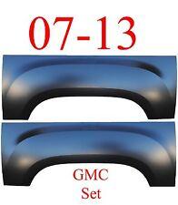 GMC 07 13 Upper Wheel Arch Set, Repair Panel, Sierra Truck, 1.2MM, Weld or Glue!