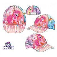 Baseball Cap 5-6Y My Little Pony Sateen Girls Hat Gift for Kids