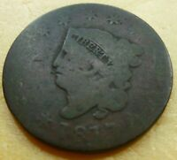 1817 Large Cent   #LC17
