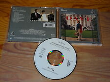 DAVE - SOUNDTRACK (JAMES NEWTON HOWARD) / ALBUM-CD 1993