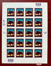 2001 US SC # 3468 21c American Buffalo