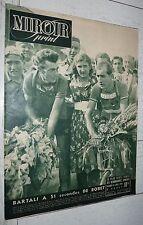 MIROIR SPRINT 16/07 1948 N° SPECIAL TOUR FRANCE CYCLISME GINO BARTALI BOBET
