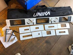 Unika Combi Hinge & Lock Jig