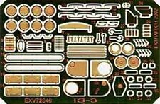 Extratech EXV72046 1/72 Photo-Etch Details of Russian IS-3 Tank (Roden Kit)