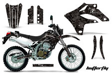 KAWASAKI KLX 250 Graphic Kit AMR Racing Decal Sticker Part KLX250 04-07 B.FLY B