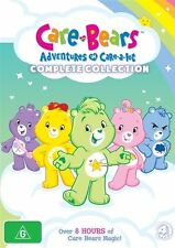Care Bears - Adventures in Care-A-Lot - Complete Collection (DVD, 2011, 4-Disc S