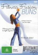 Fitness Fusion Buns New Region 4 Sealed DVD
