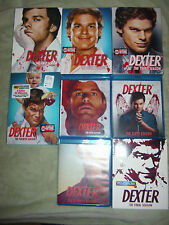 RARE COMPLETE Dexter DVD + BLU-RAY Seasons 1-8 BEST BUY EXCLUSIVE Six Feet Under
