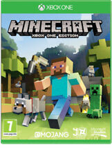 MINECRAFT XBOX ONE BRAND NEW FAST DELIVERY!