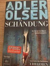Schändung von Jussi Adler-Olsen (2010, Taschenbuch)