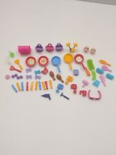 Lego Friends 50+ Pieces Mixed Beauty Minifig Girl Accessories Lot Baskets & More