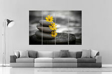 ZEN RELAXATION DECO HOME SERENITY  Poster Grand format A0 Large Print