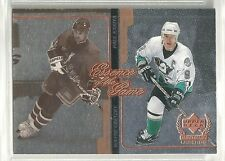 Wayne Gretzky & Paul Kariya 1999-00 UD Century Legends Essence of the Game