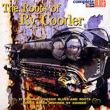 NEW The Roots Of Ry Cooder (Audio CD)
