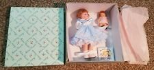 Retired Madame Alexander Big Sister Wendy #36550 Book & Little Sister in Box