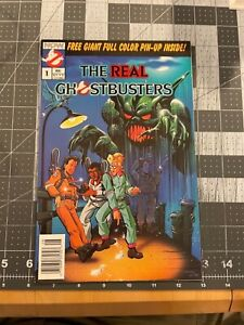 """""""The Real Ghostbusters""""  Issue #1 from NOW Comics"""