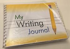 Writing Journal  for Pre-school- Kindergarten Homeschool 30 pages - Set of`10