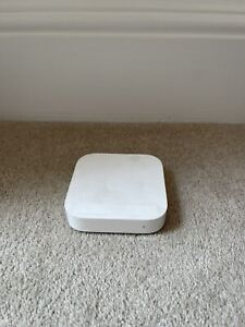 Apple Airport Express wired router with 2 LAN ports and Airplay access