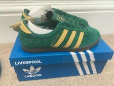 BNIB Adidas Liverpool Size Exclusive City Series Rare Deadstock Size UK 3.5 US 4