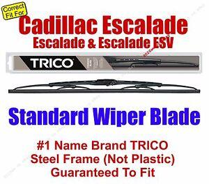 Wiper Blade Standard Grade fit 2002+ Cadillac Escalade ESV EXT Qty 1 - 30221