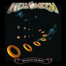 HELLOWEEN - MASTER OF THE RINGS (180G)  VINYL LP NEW+