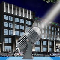 3W/10W LED Outdoor Explore Light Remote Spotlight Laser Gun Lamp Fixture Garden