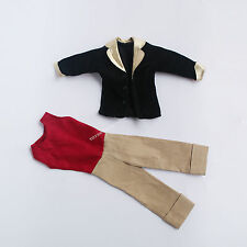 "1:6 Scale Fashion Male Clothes Pants Coat Set Model Fits 12""in Action Figures"