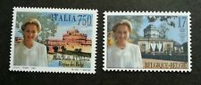 Italy Belgium Joint Issue Queen Paola 1997 Royal (stamp pair) MNH