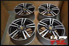 "2010-2016 20"" Porsche Panamera Wheels Rims Factory OEM 97036217806 97036219204"