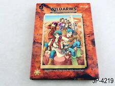 Wild Arms 10th Anniversary Fanbook Japanese Artbook Japan Game Art Fan Book