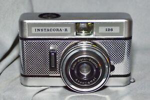 Instamatic Kamera Dacora Instacora-R 126, 1966, funktioniert