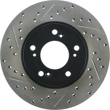 StopTech Front Right Disc Brake Rotor for 91-01 Acura Legend & TL  Honda Odyssey