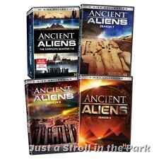 Ancient Aliens: TV Series Complete Seasons 1 2 3 4 5 6 7 8 9 Box/DVD Set(s) NEW