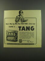 1945 Cudahy Tang Meat Ad - Here's why you miss that pure pork - extra lean