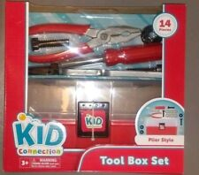KID Connection Kids Toy Tool Box Set Plier Style