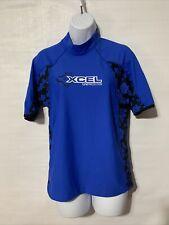 Xcel Sun Upf uv Protection Surf/swim Rashguard Shirt Top Xl