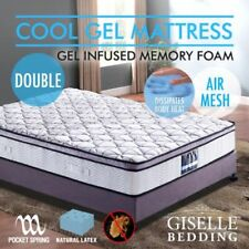 Giselle Steel Beds & Mattresses
