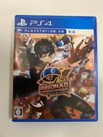 PSVita / Persona 5 Dancing Star Night   Rhythm action Game from Japan