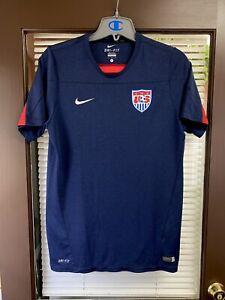 2014 Nike USA USMNT Soccer Jersey Kit Training US United States 578797-460