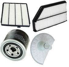 For Acura MDX 01-02 Premium Tune Up Kit Oil Filter & Cabin Air & Fuel Pre-Pump