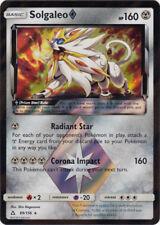 Pokemon SM - Ultra Prism Solgaleo Prism Star 89/156 Holo Rare Card NM