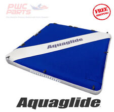 AQUAGLIDE Airport Classic Towable Lounger Swim Raft Launch Pad Step 58-5217612
