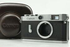 【EXC+++++】Canon P Rangefinder 35mm Film Camera L39 LTM Leica From JAPAN