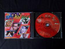 100% Hits. Volume 4. Compact Disc. 1992. U2 Cure 12th Man Concrete Blonde Diesel