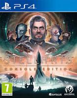 Stellaris Consola Edición PS4 PLAYSTATION 4 Paradox Entertainment