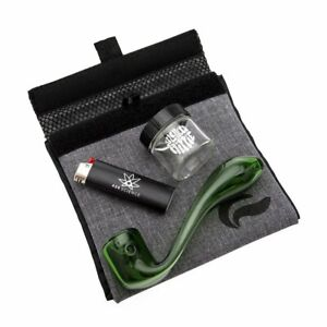 """Skunk Mr Slick 100% Smell Proof Stash Bag 6"""" Weather resistant / Active Carbon"""