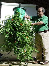 Topsy Turvy Upside Down Tomato Planter Organic Watering System As Seen On TV