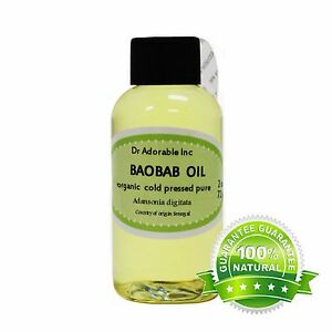 Premium Baobab Carrier Oil Pure Organic Fresh Cold Pressed Health Benefits