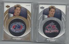 RICK NASH UPPER DECK 2003-04 TRILOGY CREST OF HONOR CARDS...BASE AND LIMITED